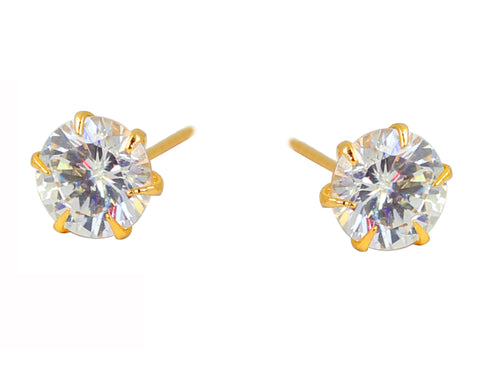 Touchstonead Stones Earring- BBETGF18-01A--Y