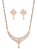 Touchstone Black Brass Mangalsuta Set- BBPSGB13-01A--M