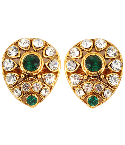 Austrian Diamond Earrings By Touchstone - DGET-314-01AE-Y