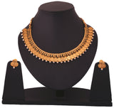 Touchstone Alloy Jewel Set Gold- DGNS-341-01P--G