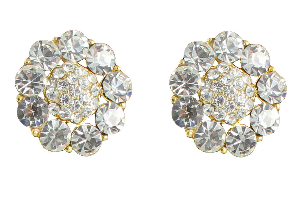 Touchstone Ad Floral Elite Earrings- FGETA069-01A--Y