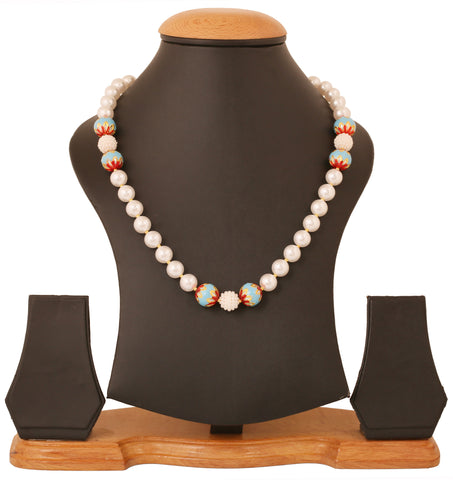 Beautiful Faux Pearl String by Touchstone- GMST-836-01----