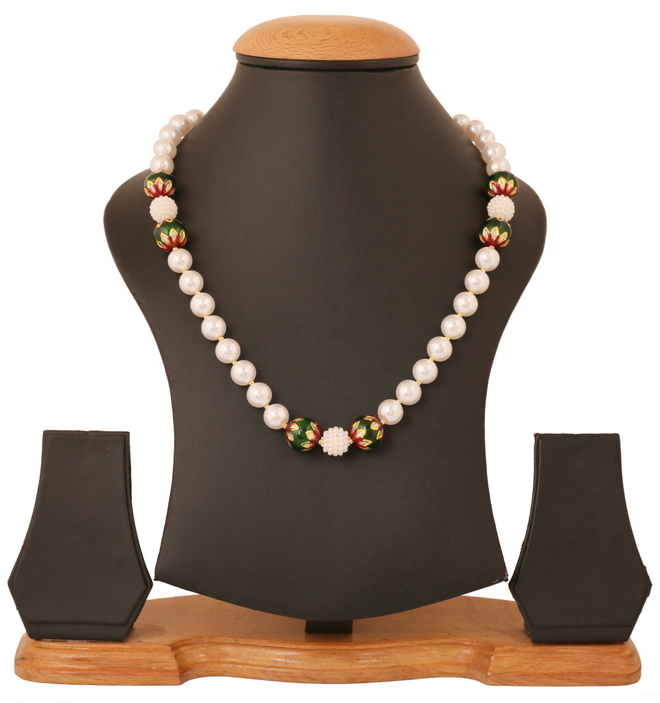 Beautiful Faux Pearl String by Touchstone- GMST-836-07----