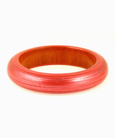 Touchstone Handmade wooden bangle with stiff colouring- KRB--685-01----