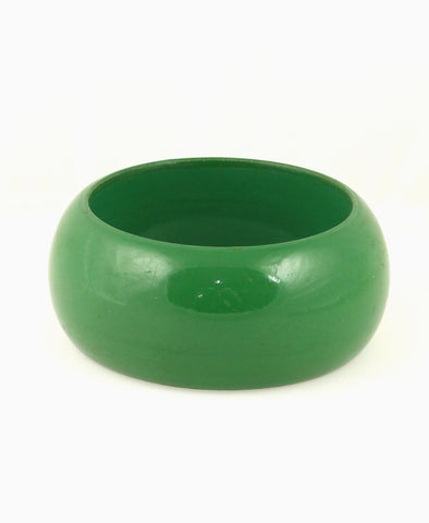 Handmade wooden bangle with stiff colouring- KRB--687-01----
