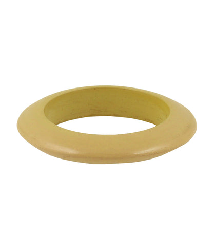 Touchstone Handcrafted and beautiful wooden bangle- KRB--967-01----