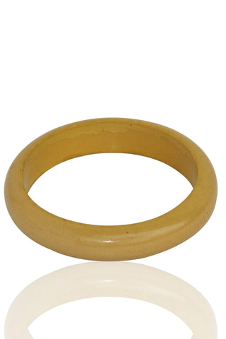 Touchstone Natural Wood Bangle- KRB--981-01----