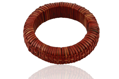 Touchstone Earth Wood Bangle- KRB--A11-01----