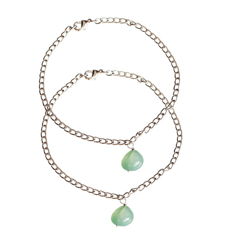 Touchstone Anklet- PWPJL046-01---W