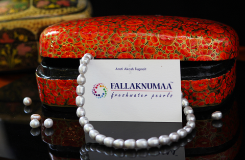 Fallaknumaa pearls semi precious stones silver jewellery House of Photography House of Hospitality