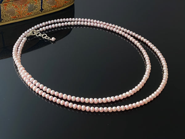 Pink Pearls Neckwear