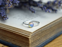 Opalite Stacking Ring