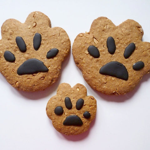 Paw Print Cookies Gift Box