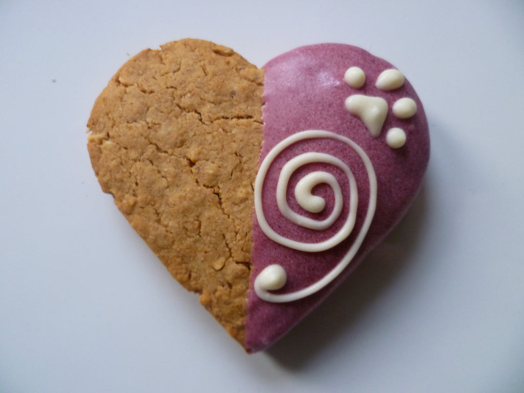Heart Cookies Gift Box