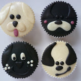 Assorted Pupcakes