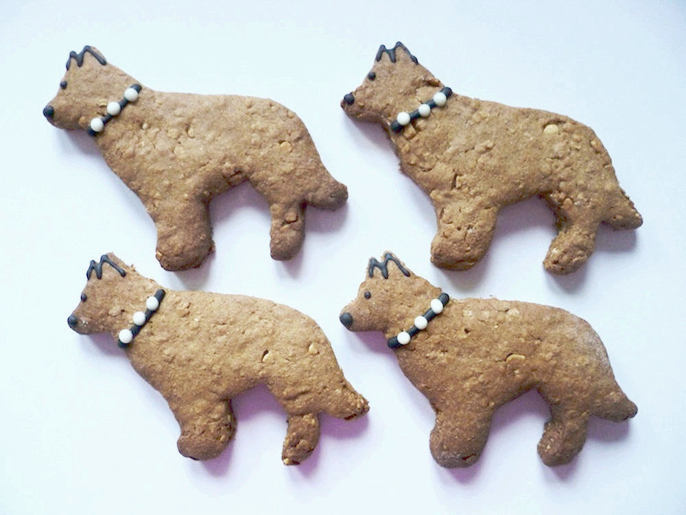 Dog Cookies Gift Box