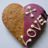 Pink Heart Cookie