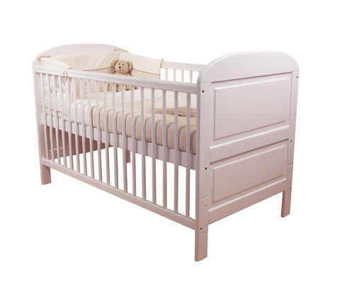 East Coast Angelina Cot Bed - Baby Brands 4 U - 1