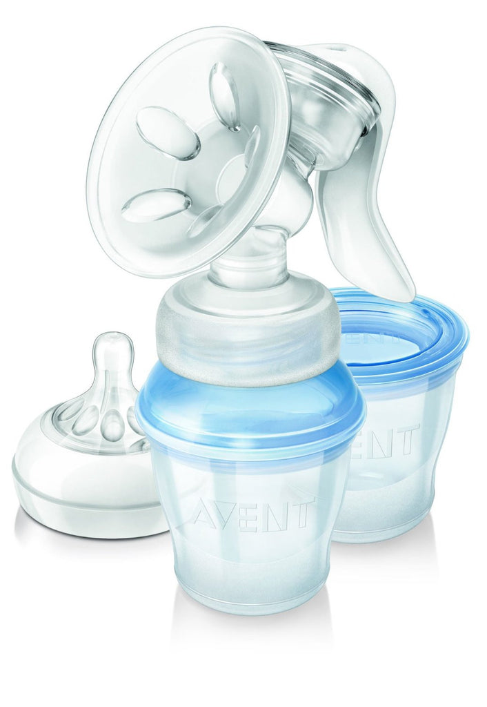 Philips AVENT Comfort Manual Breast Pump - Baby Brands 4 U - 1