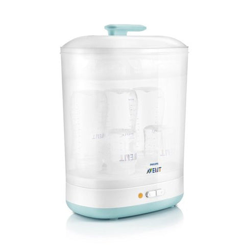 Philips AVENT 2-in-1 Electric Steam Steriliser - Baby Brands 4 U - 1