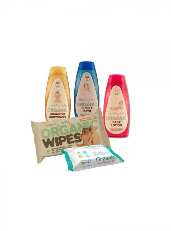 Beaming Baby Organic Pack - Baby Brands 4 U