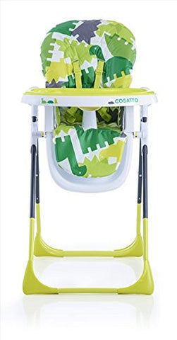 Cosatto Noodle Supa Highchair C-Rex - Baby Brands 4 U - 1