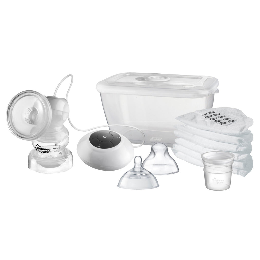 Tommee Tippee Closer to Nature Electric Breast Pump - Baby Brands 4 U - 1
