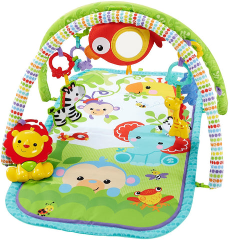 Fisher-Price 3-in-1 Musical Activity Gym - Baby Brands 4 U - 1