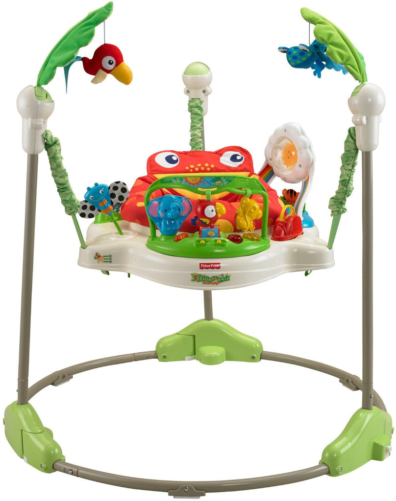 Fisher-Price Rainforest Jumperoo - Baby Brands 4 U - 1