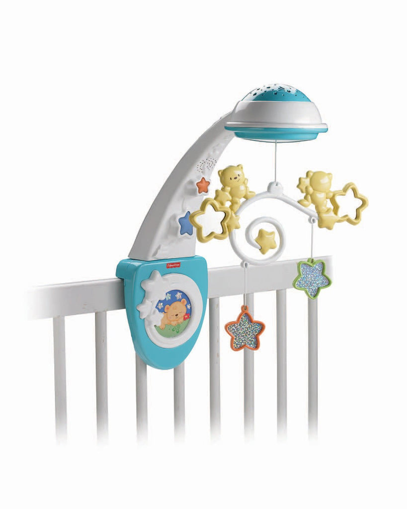 Fisher-Price Starlight Cot Mobile - Baby Brands 4 U - 1