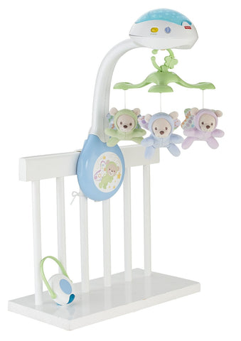 Fisher-Price Butterfly Dreams Projection Cot Mobile - Baby Brands 4 U - 1