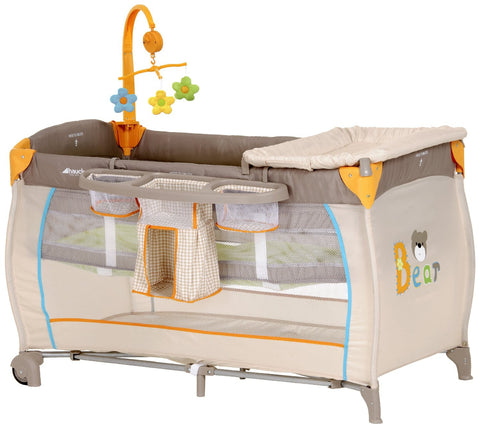 Hauck Babycentre Travel Cot - Baby Brands 4 U - 1