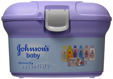 Johnsons Baby Essential Gift Set - Baby Brands 4 U - 1