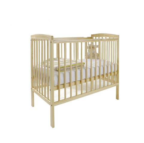 Kinder Valley Sydney Compact Cot Natural - Baby Brands 4 U