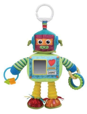 Lamaze Rusty the Robot Soft Toy - Baby Brands 4 U - 1