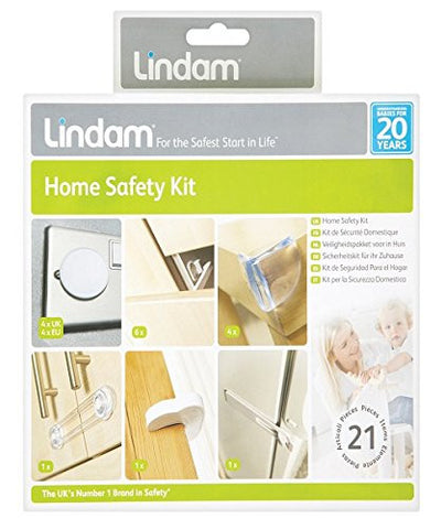 Lindam Home Safety Kit - Baby Brands 4 U