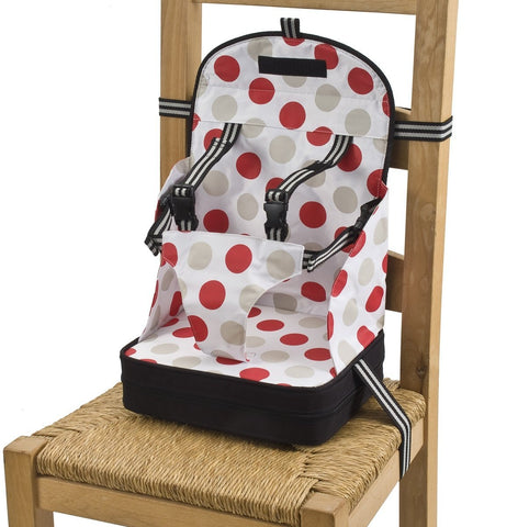 Polar Gear 5 Point Harness Travel Booster Highchair - Baby Brands 4 U - 1
