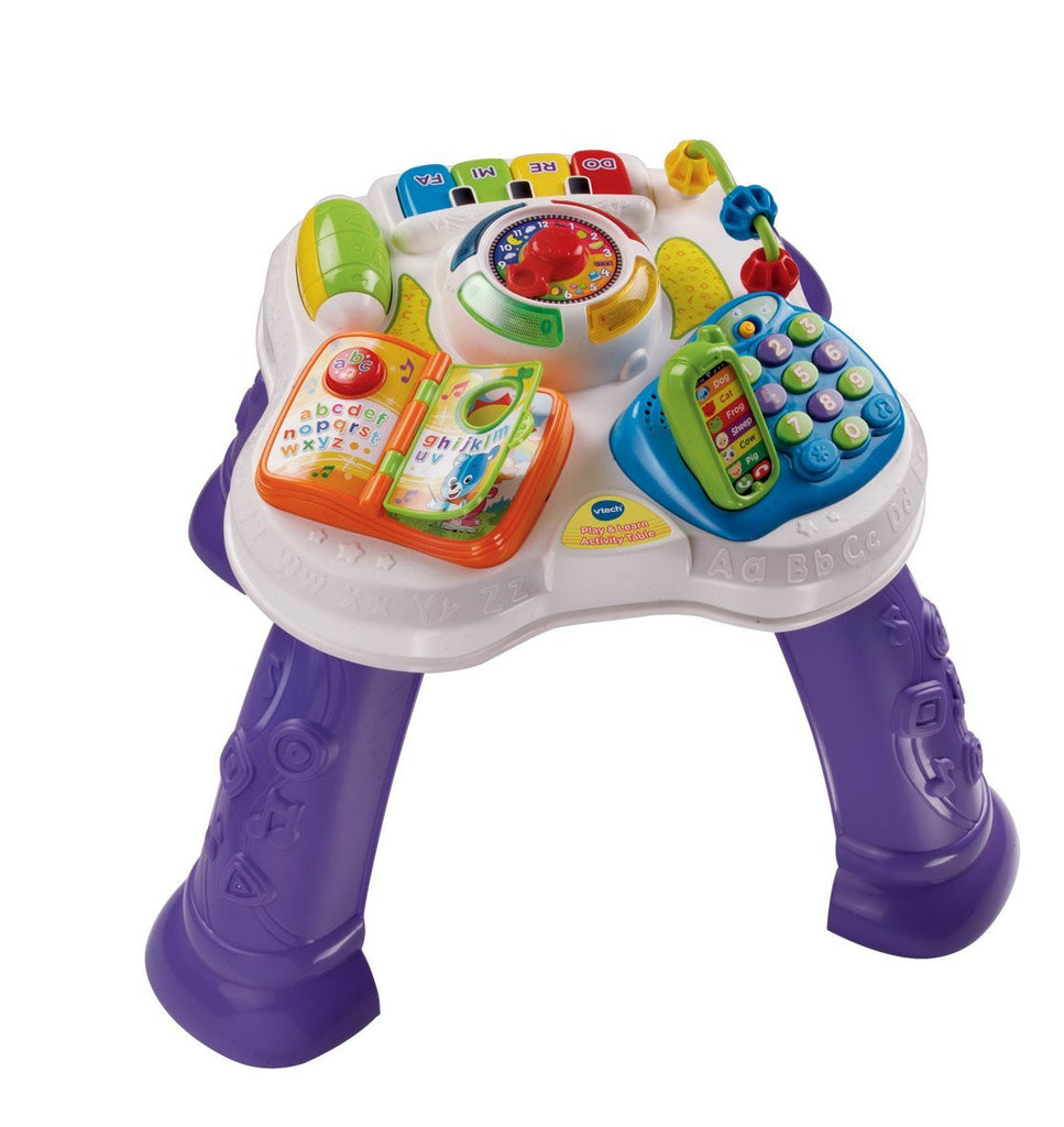 VTech Baby Play & Learn Activity Table - Baby Brands 4 U - 1