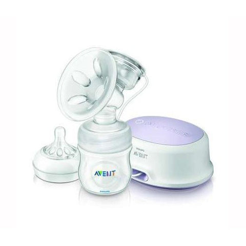 Philips AVENT Comfort Single Electric Breast Pump - Baby Brands 4 U - 1
