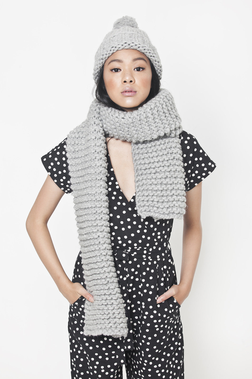 Winter Woolly Scarf