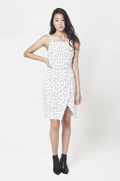 Squiggle Dress