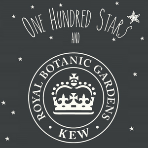 One Hundred Stars & KEW RBG Magnolia Grey Throwover