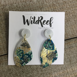 Wild Reef - Clear Waters / Leaf & Circles