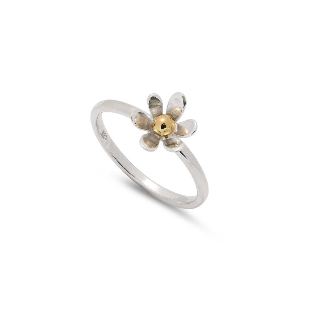 Sands Silver Flower Ring - Sands Boutique clothing and gifts