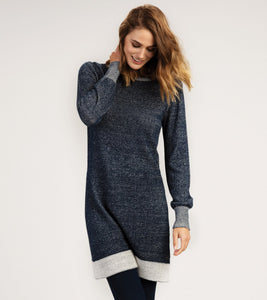 Hatley Claire Sweater Dress - Navy - Sands Boutique clothing and gifts