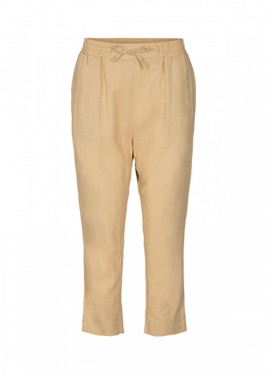 Soyaconcept - Ina Trousers Oyster - Sands Boutique clothing and gifts