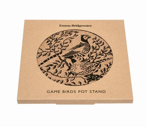 Emma Bridgewater 'pheasant' Sustainable Cork Mat - Sands Boutique clothing and gifts