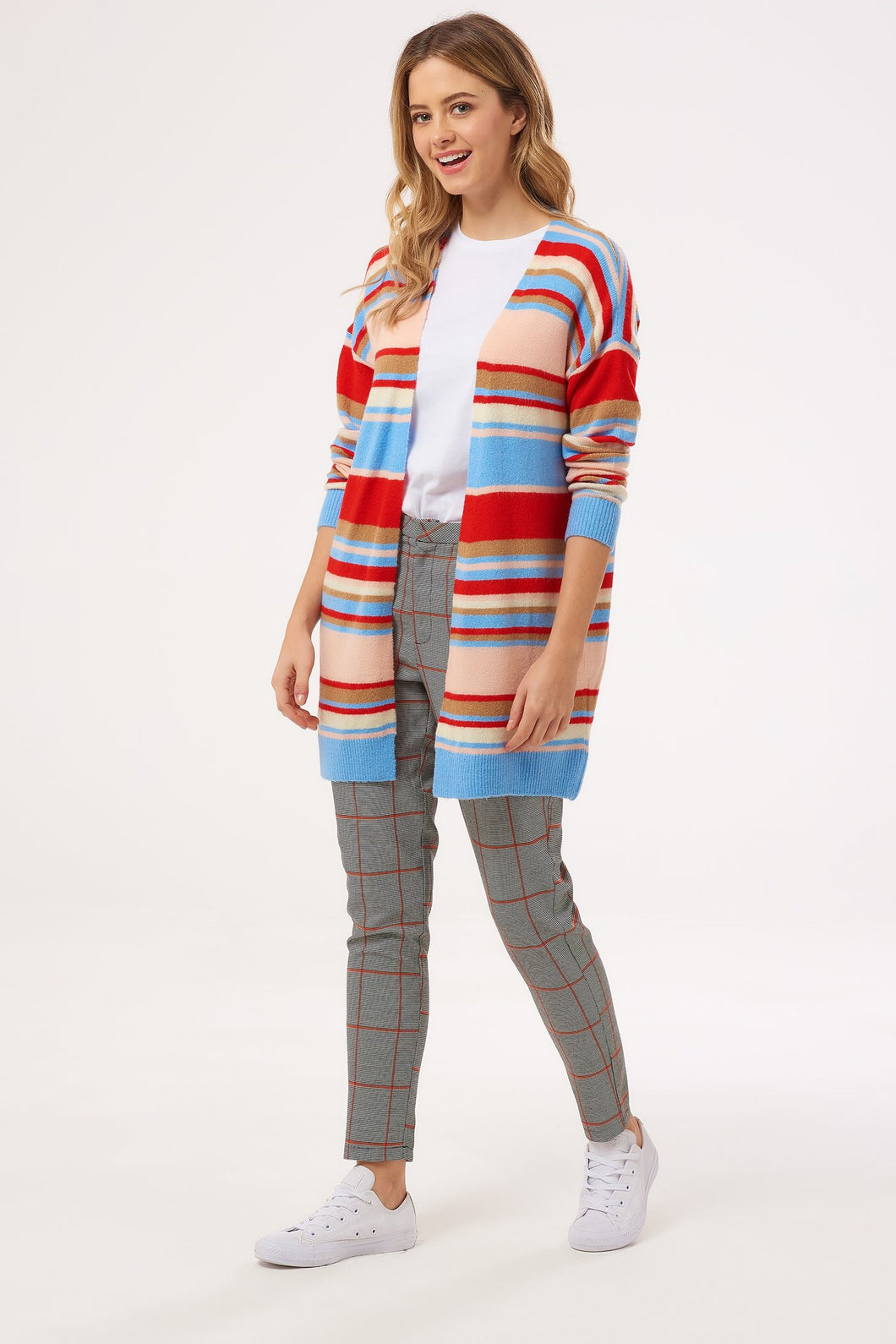 Sugarhill Brighton Paulie Oversized Cardigan - Sands Boutique clothing and gifts