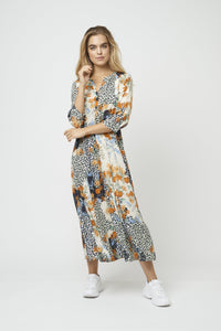 SoyaConcept Gaiga 3 Maxi Dress - Sands Boutique clothing and gifts