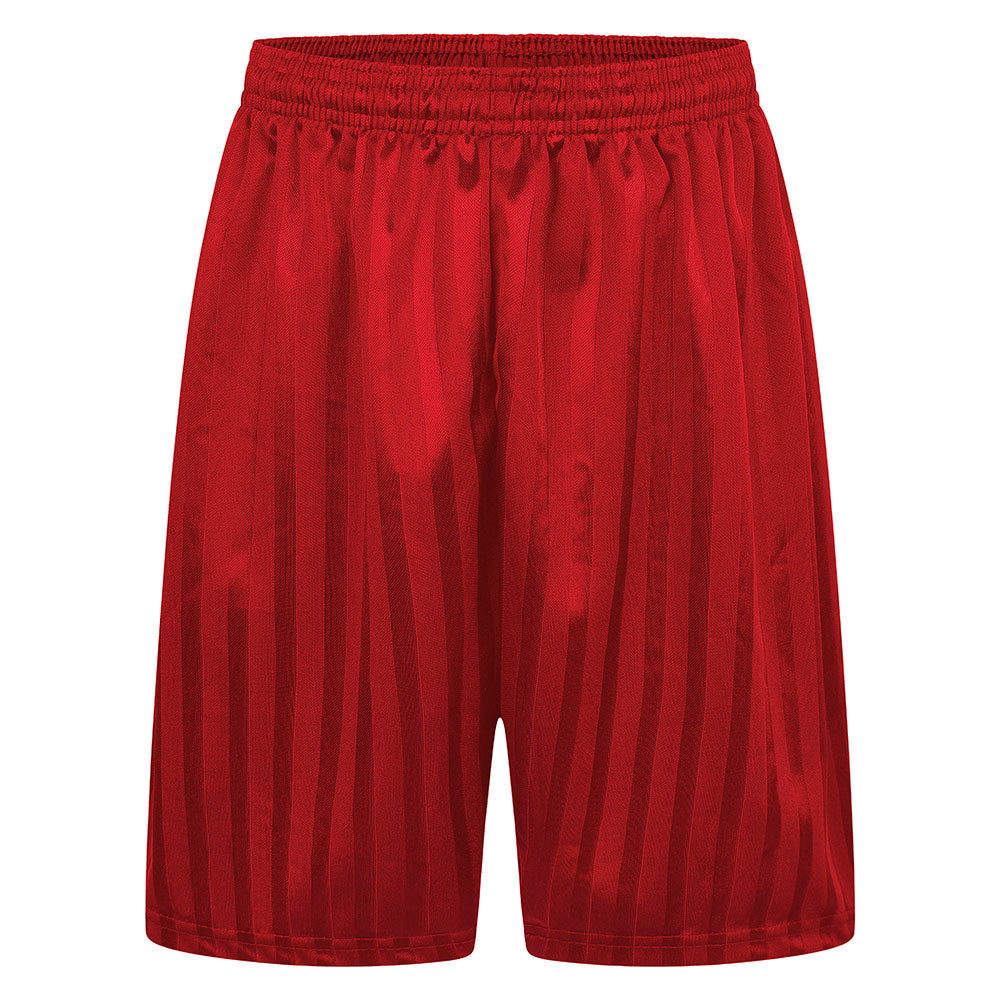 Red Sports Shorts £5.50